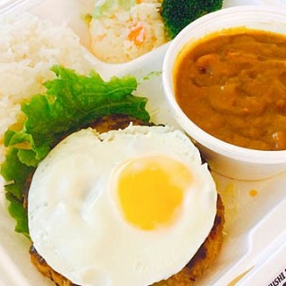 curry-with-Hamburger