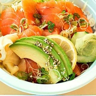 salmon-sashimi-bowl