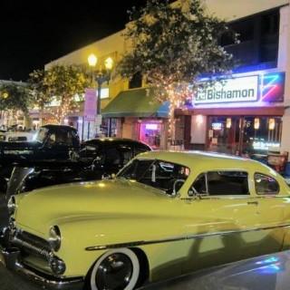 Bishamon exterior - Thunderfest car show
