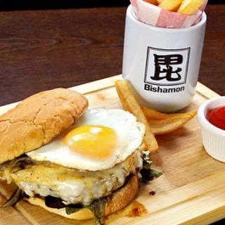 bishamon-burger