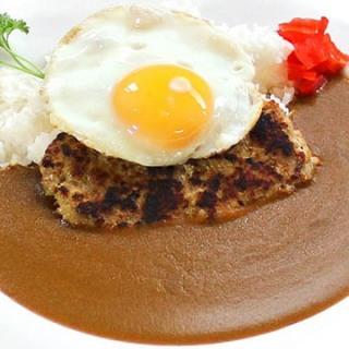 curryrice-with-egg-hamburg-add-on