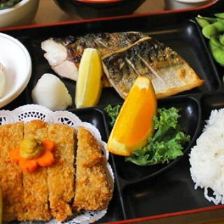 grilled-mackerel-with-pork-cutlet-combo