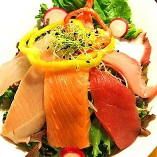 sashimi-salad