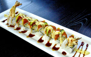 Fire Tiger Roll