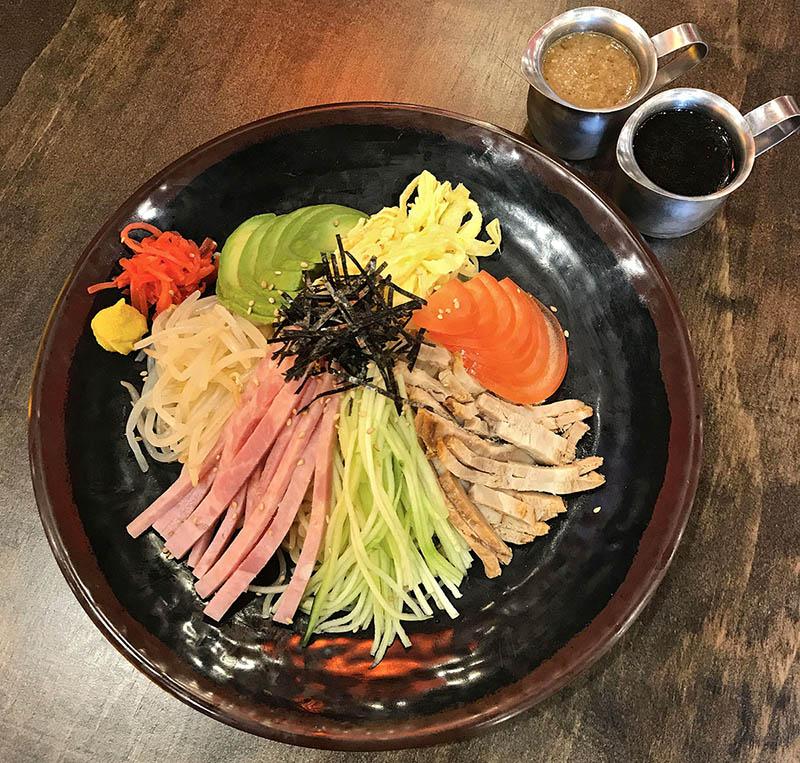 Hiyashi Chu-ka - Cold Noodle Salad