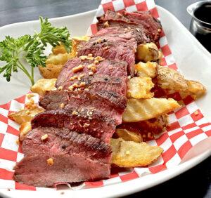 Steak & Homemade Fries