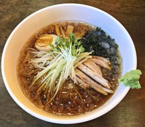 Cold Soup Ramen