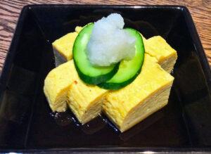 Japanese Style Omelet