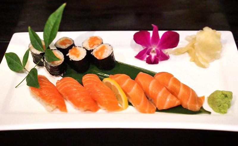 All Salmon Set