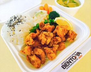 Fried Chicken Plate