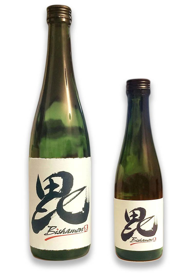 Bishamon Original Sake 720ml / 300ml