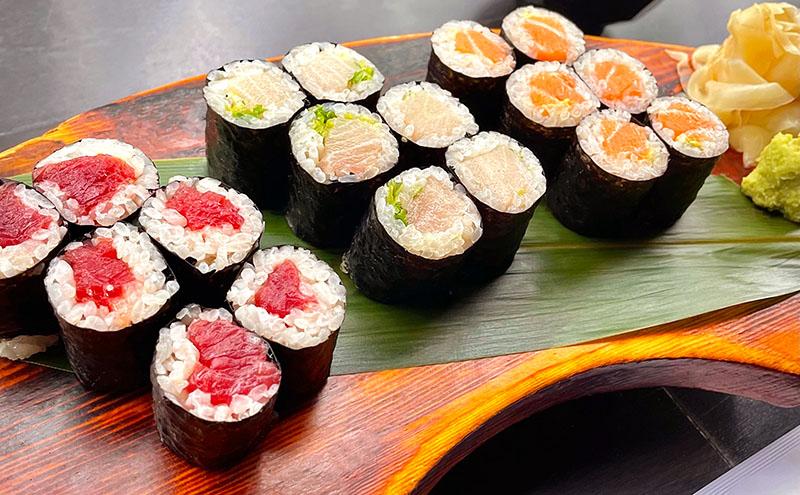Sushi Roll Set (3kind)