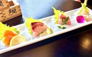 Sashimi Taster 8pcs