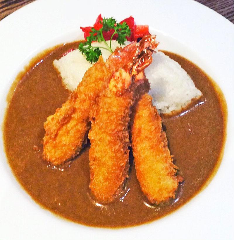 Shrimp Fry Curry