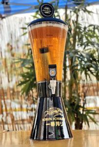 Kirin Draft Beer Tower