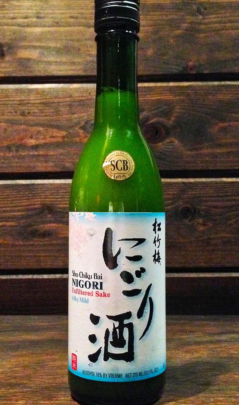 Nigori (Sake)