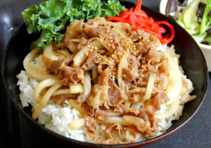 Gyu Don (Beef Bowl)