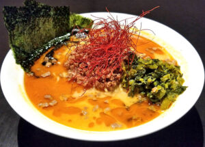 Spicy Sesame Ramen