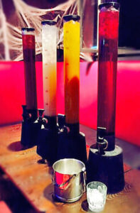 Shochu Tower - with Choice of Flavors