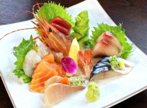 Sashimi Plate Premium