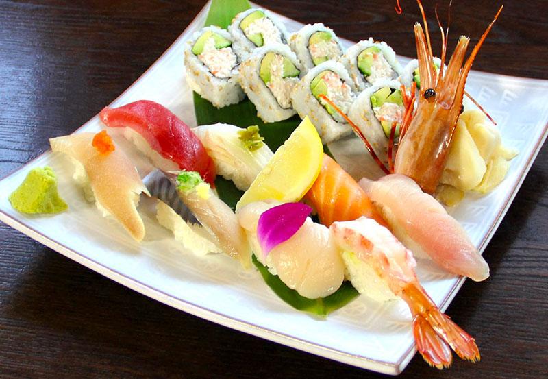 Sushi Plate Premium