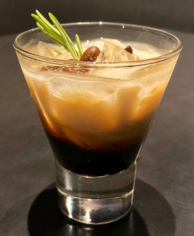 Shochu Kahlúa (Shochu Cocktail)