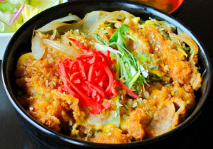 Katsu Don (Chicken or Pork)