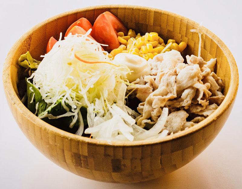 Shabu Shabu Salad