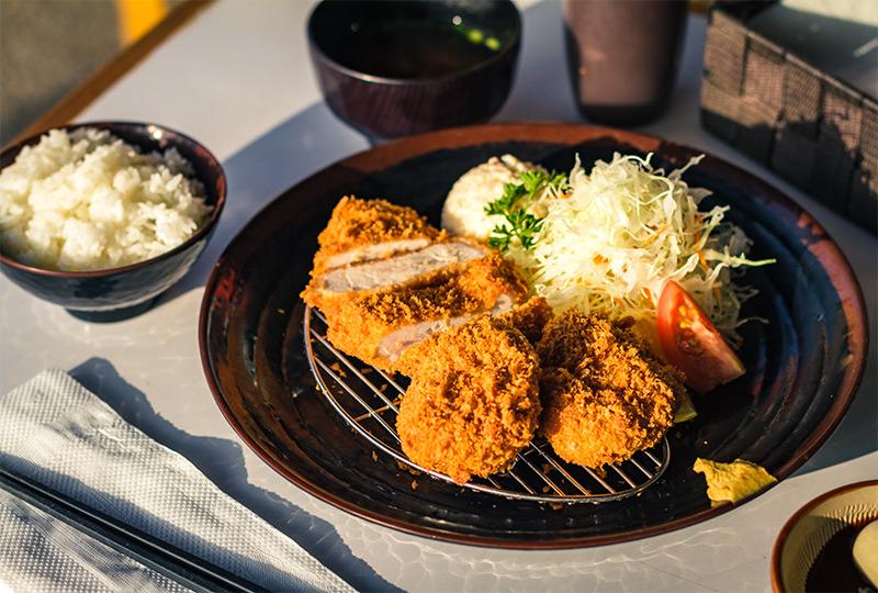Tonkatsu Loin + Fillet