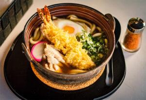Nabeyaki Udon (Chicken)