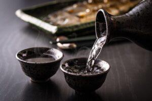 Reizake, Kanzake … The taste of sake that changes with temperature.